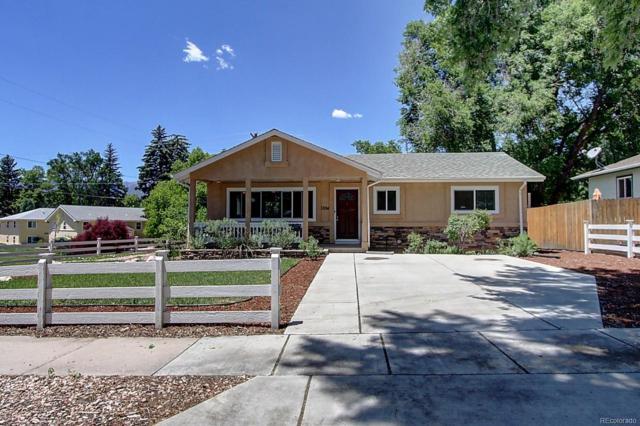 1304 N Foote Avenue, Colorado Springs, CO 80909 (MLS #8687930) :: 8z Real Estate