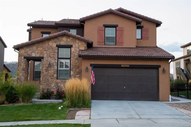 15422 W Adriatic Drive, Lakewood, CO 80228 (MLS #8688005) :: 8z Real Estate