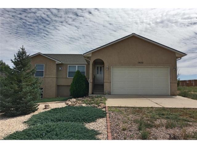 1422 N Challenger Drive, Pueblo West, CO 81007 (MLS #8688273) :: 8z Real Estate