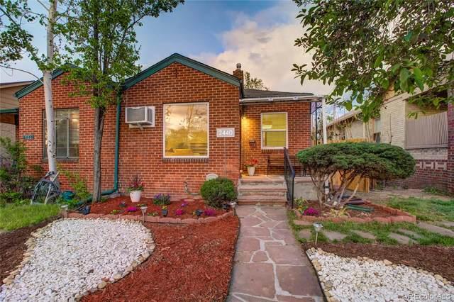 2440 N Gaylord Street, Denver, CO 80205 (MLS #8688280) :: Bliss Realty Group