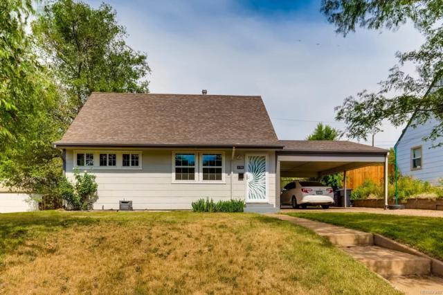 1750 S Raritan Street, Denver, CO 80223 (#8688506) :: Sellstate Realty Pros