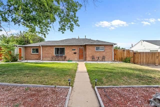 1431 Oak Place, Thornton, CO 80229 (MLS #8689774) :: 8z Real Estate