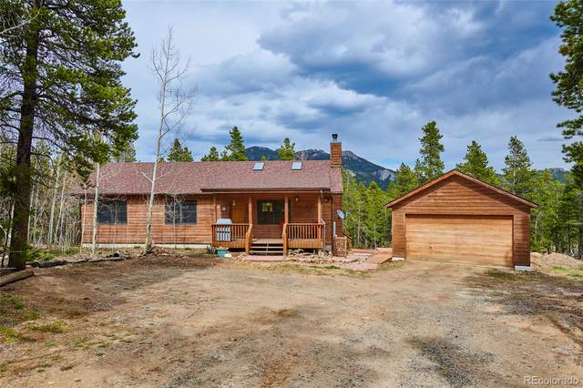 142 Lodge Pole Drive, Black Hawk, CO 80422 (#8690067) :: The Griffith Home Team