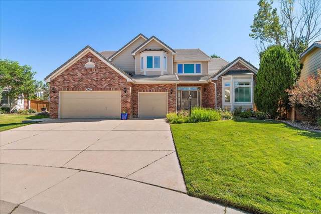 5412 S Helena Street, Centennial, CO 80015 (#8690355) :: James Crocker Team