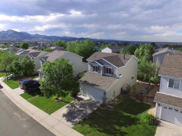 9595 Elk Mountain Circle, Littleton, CO 80125 (#8690433) :: The Griffith Home Team