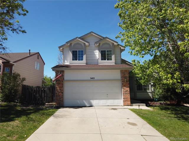 5403 S Ireland Way, Centennial, CO 80015 (#8690469) :: Bring Home Denver with Keller Williams Downtown Realty LLC
