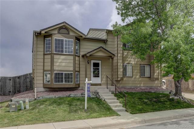 5814 Whitechapel Street, Castle Rock, CO 80104 (#8690758) :: The DeGrood Team