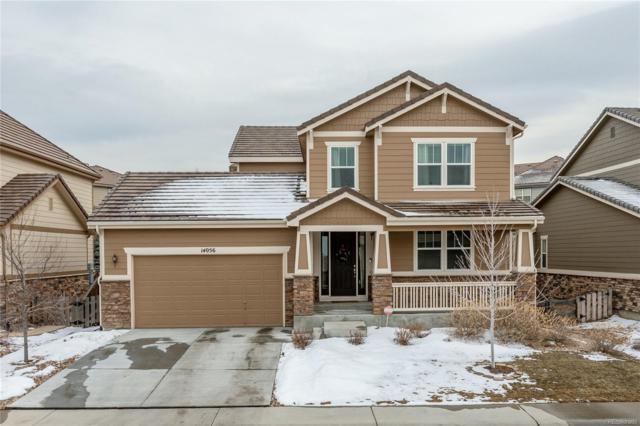 14056 Hillrose Drive, Parker, CO 80134 (MLS #8690847) :: Kittle Real Estate