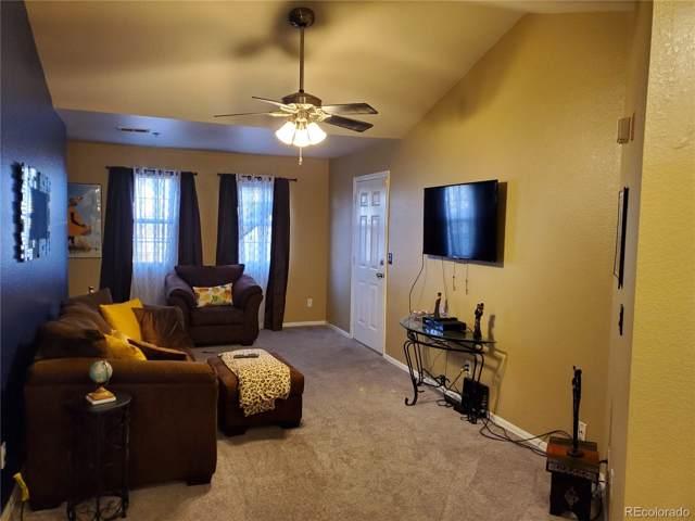 12281 E Tennessee Drive #306, Aurora, CO 80012 (#8691069) :: The Peak Properties Group