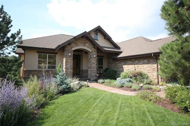 2206 Saddleback Drive, Castle Rock, CO 80104 (#8691919) :: My Home Team