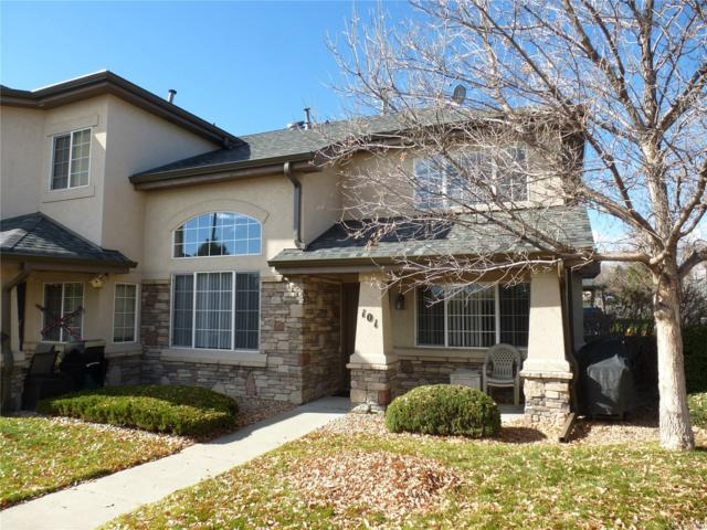 1415 S Chambers Road #101, Aurora, CO 80017 (#8692069) :: The Heyl Group at Keller Williams