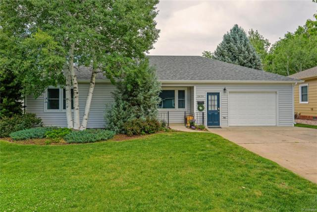 1626 Montview Road, Greeley, CO 80631 (#8692561) :: The Heyl Group at Keller Williams