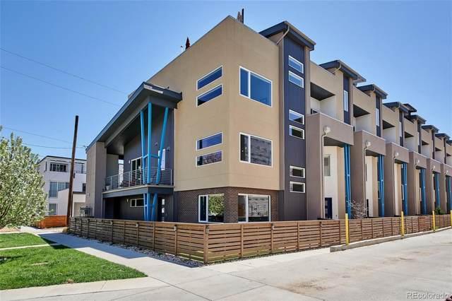 3128 W 20th Avenue, Denver, CO 80211 (#8692767) :: Arnie Stein Team | RE/MAX Masters Millennium