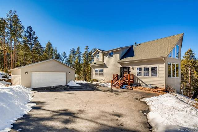 11819 Wonder Drive, Conifer, CO 80433 (#8692781) :: Bring Home Denver with Keller Williams Downtown Realty LLC
