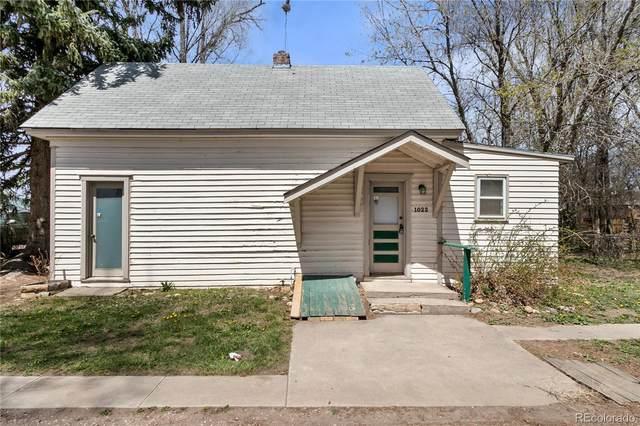 1022 N Mason Street, Fort Collins, CO 80524 (MLS #8693103) :: 8z Real Estate