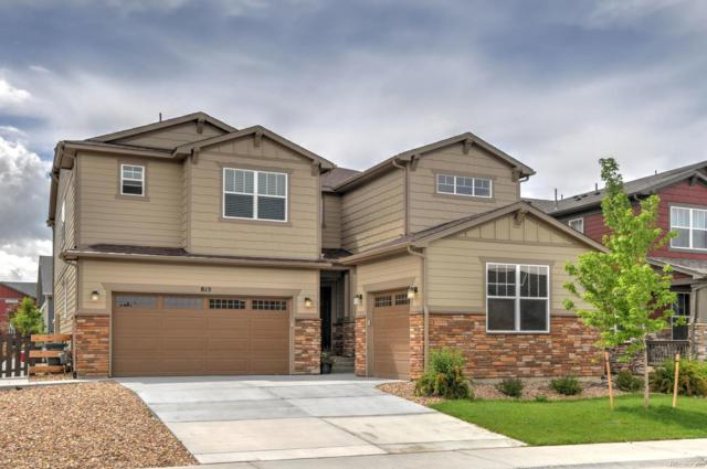 815 Old Wagon Trail Circle, Lafayette, CO 80026 (#8693184) :: James Crocker Team