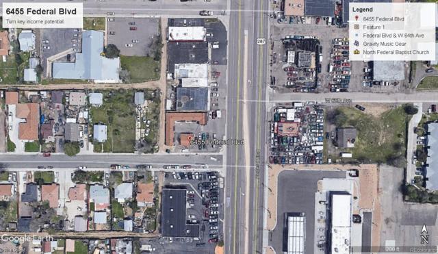 6455 Federal Boulevard, Denver, CO 80221 (#8693276) :: Bring Home Denver