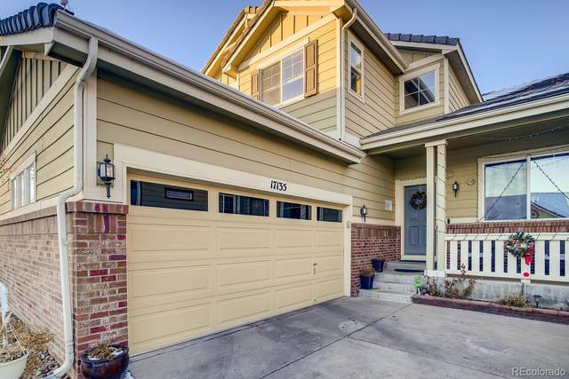 17135 E 102nd Place, Commerce City, CO 80022 (#8693319) :: The Healey Group
