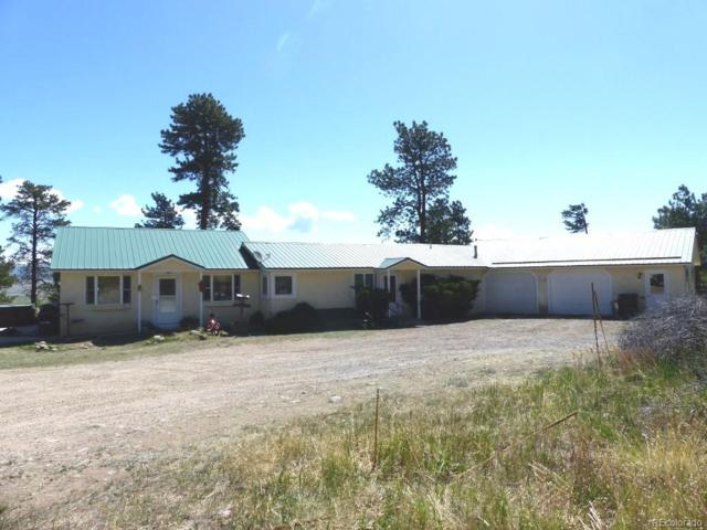 4964 County Road 125, Westcliffe, CO 81252 (#8693384) :: The Galo Garrido Group