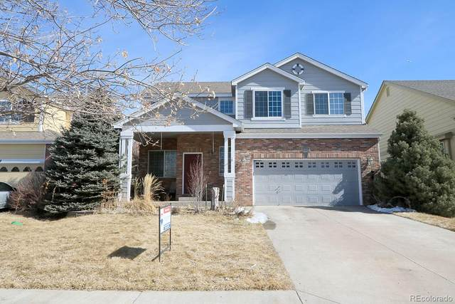 10466 Billings Street, Commerce City, CO 80022 (MLS #8693432) :: 8z Real Estate