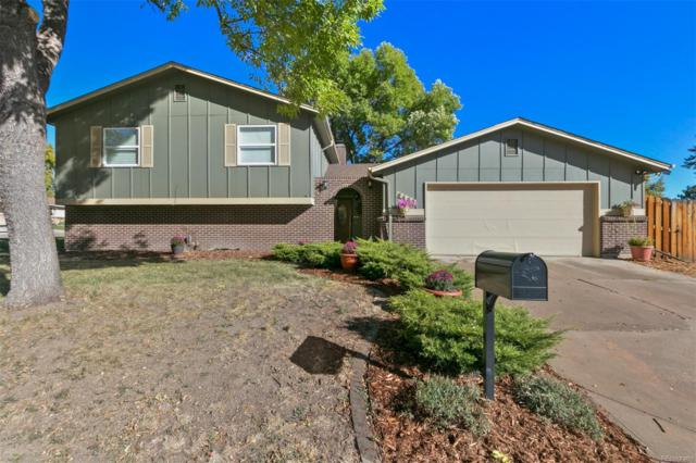 9463 W 77th Place, Arvada, CO 80005 (#8693873) :: The DeGrood Team