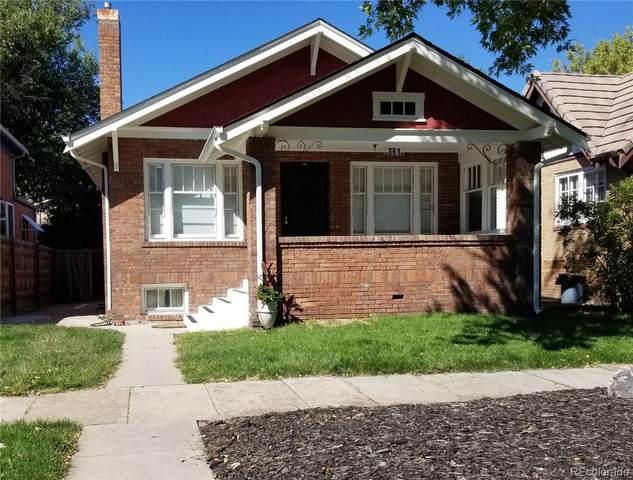 361 S Logan Street, Denver, CO 80209 (#8693879) :: The DeGrood Team