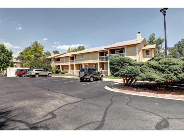 11648 Community Center Drive #113, Northglenn, CO 80233 (MLS #8693882) :: 8z Real Estate