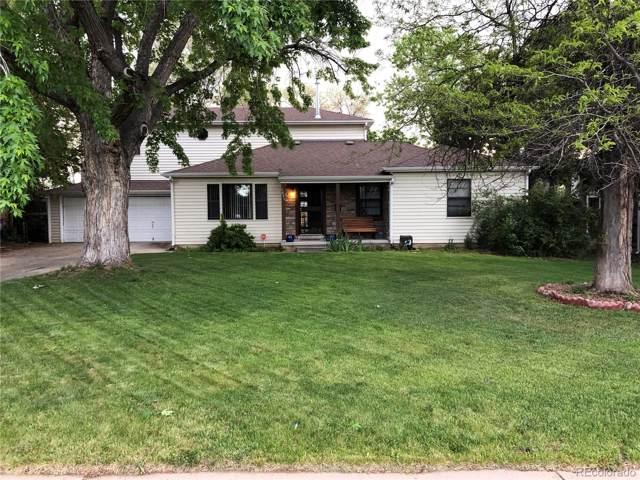 1645 S Ivanhoe Street, Denver, CO 80224 (MLS #8694243) :: 8z Real Estate