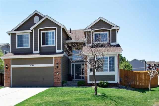 21301 White Ash Court, Parker, CO 80138 (#8694365) :: The Healey Group
