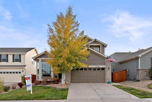 16780 Rolling Hills Place, Parker, CO 80134 (#8694568) :: The Griffith Home Team