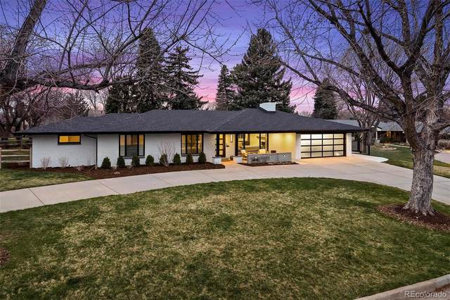 3245 S Gregg Court, Denver, CO 80210 (#8694729) :: The HomeSmiths Team - Keller Williams