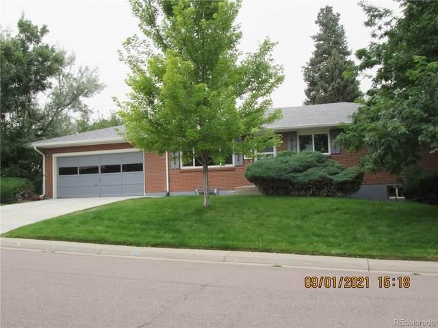 8196 E Lehigh Avenue, Denver, CO 80237 (#8694898) :: The HomeSmiths Team - Keller Williams