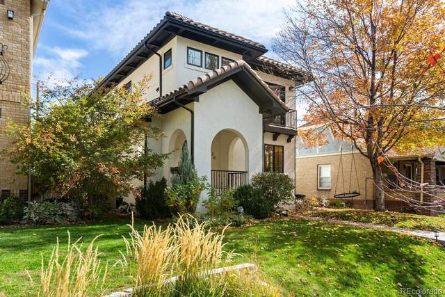 626 S Race Street, Denver, CO 80209 (#8694930) :: Real Estate Professionals