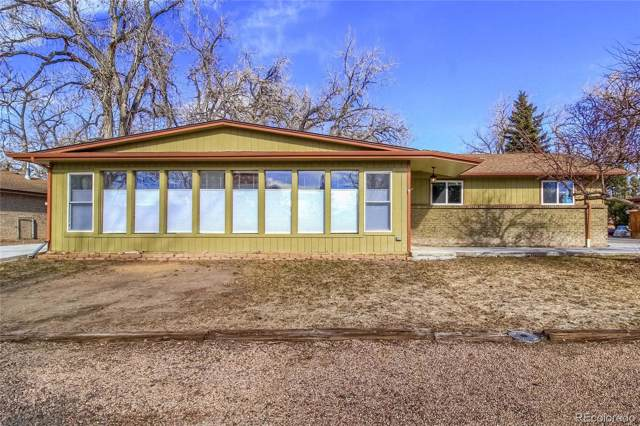 14535 W 54th Avenue, Arvada, CO 80002 (#8695341) :: The Gilbert Group