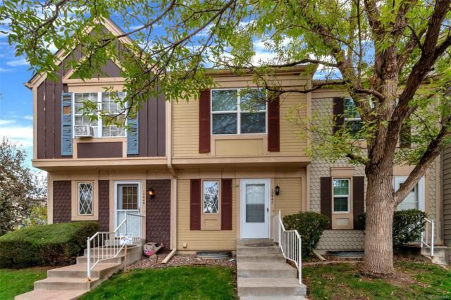 10647 W Dartmouth Avenue, Lakewood, CO 80227 (#8695764) :: Wisdom Real Estate
