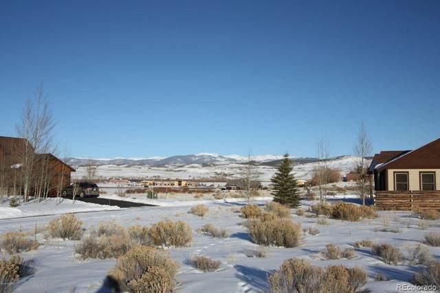 817 Saddle Ridge Circle, Granby, CO 80446 (#8696170) :: The Peak Properties Group