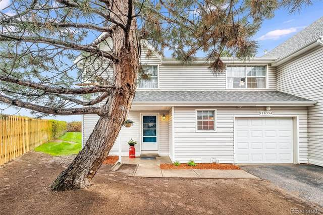 12655 E Pacific Circle A, Aurora, CO 80014 (#8696615) :: The Colorado Foothills Team | Berkshire Hathaway Elevated Living Real Estate