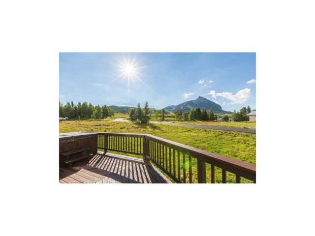 20 Paradise Roads, Mt Crested Butte, CO 81225 (MLS #8696781) :: 8z Real Estate
