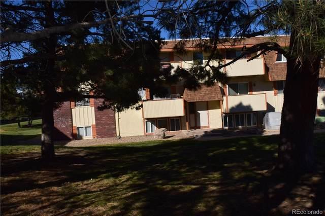 10211 Ura Lane 9-101, Thornton, CO 80260 (#8696869) :: Mile High Luxury Real Estate