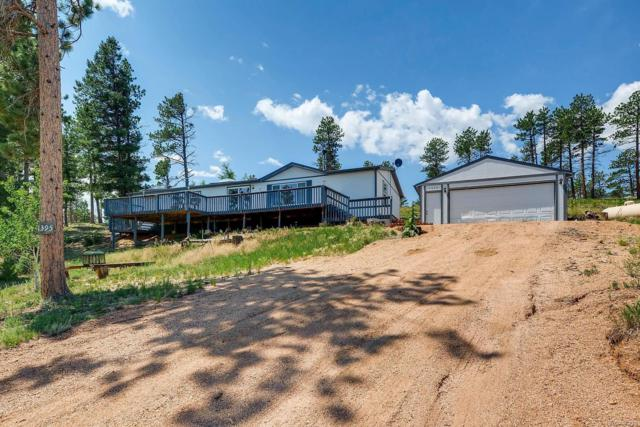 1395 Appleby Drive, Sedalia, CO 80135 (MLS #8696895) :: 8z Real Estate