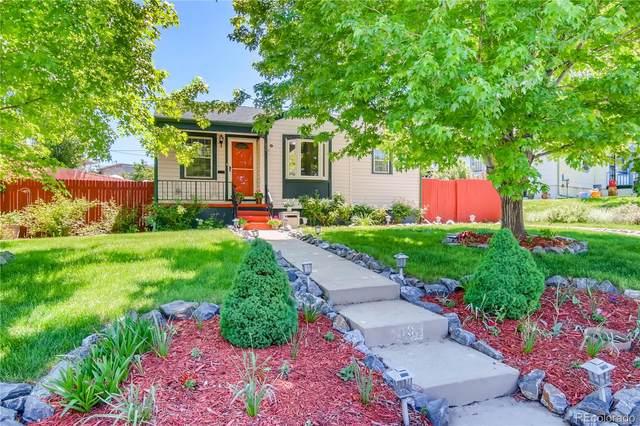 63 S Canosa Way, Denver, CO 80219 (#8697047) :: Wisdom Real Estate