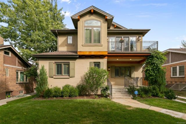 750 S York Street, Denver, CO 80209 (#8697096) :: The DeGrood Team