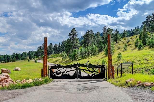 14515 Reserve Road, Pine, CO 80470 (MLS #8697351) :: Stephanie Kolesar