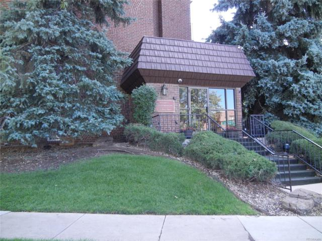 4110 Hale Parkway 2G, Denver, CO 80220 (#8697720) :: The Heyl Group at Keller Williams