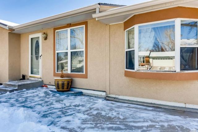 1646 S Quintero Way, Aurora, CO 80017 (MLS #8697896) :: Kittle Real Estate