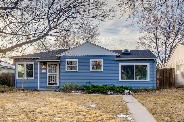 2573 S Williams Street, Denver, CO 80210 (#8697947) :: The Harling Team @ Homesmart Realty Group
