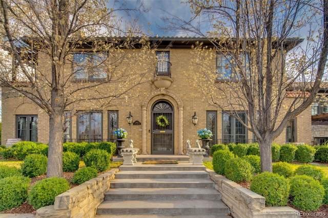 2432 E 7th Avenue Parkway, Denver, CO 80206 (#8698029) :: Mile High Luxury Real Estate