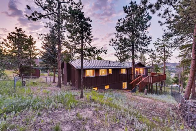 31499 Hilltop Road, Golden, CO 80403 (MLS #8698561) :: 8z Real Estate