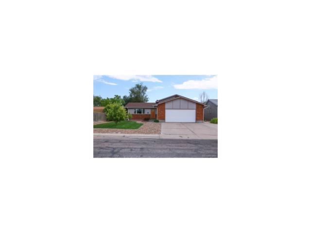 115 W Logan Street, Sterling, CO 80751 (MLS #8698630) :: 8z Real Estate