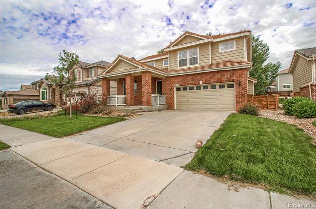 17171 E 104th Place, Commerce City, CO 80022 (MLS #8699170) :: 8z Real Estate